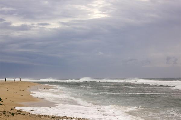 Windy Beach - Saint Gilles Les Bains