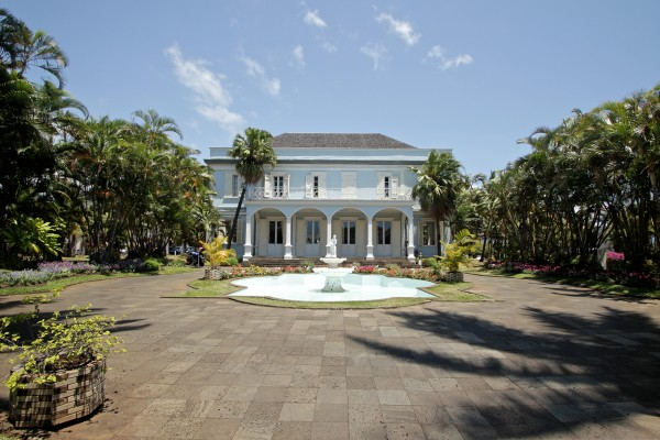 Colonial House, Saint Pierre, Reunion Island