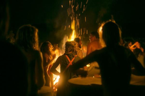 Fire drum