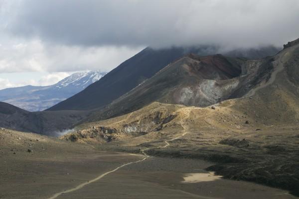 Tongariro Passage